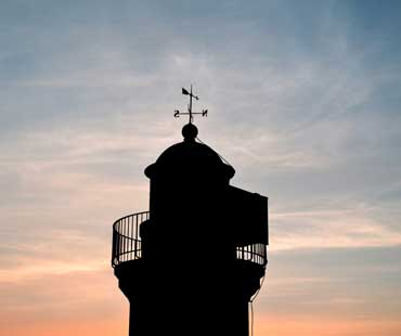 Phare Sunset
